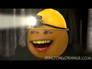 Надоедливый апельсин против Слендера